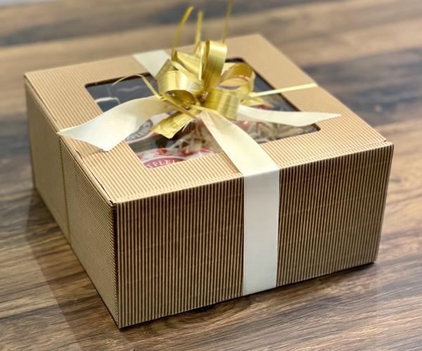 Geschenkbox beige